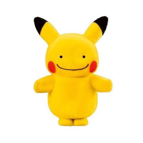 Pokemon Poke-mofu Doll - Ditto Pikachu