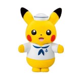 Figure Pokemon Poke-mofu Doll - Sailor Pikachu