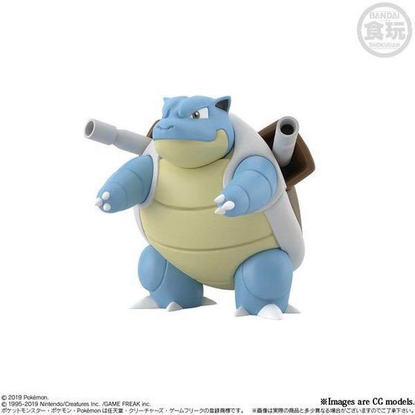 Pokemon Scale World Kanto - Blastoise (Kamex)