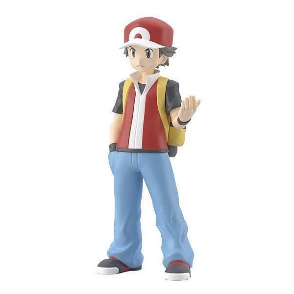 Pokemon Scale World Kanto - Red