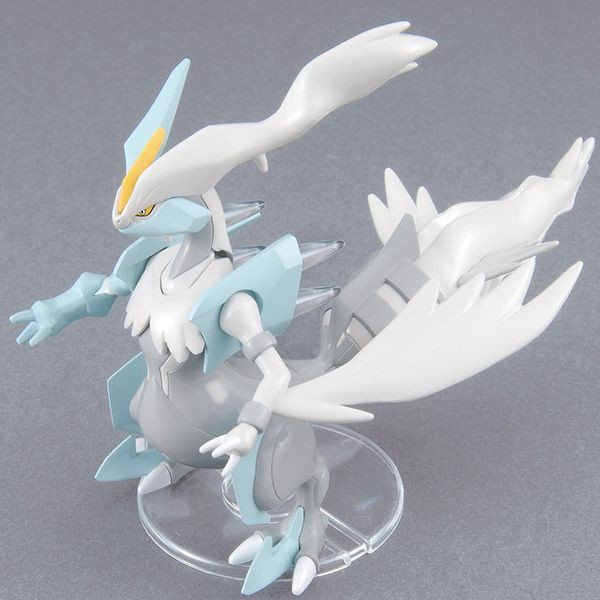 White Kyurem - Pokemon Plamo Collection chính hãng Bandai