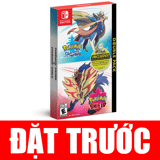 SW999F - Pokemon Sword & Shield Double Pack cho Nintendo Switch (Đặt Trước)