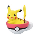 figure Pokemon Tea Cup Time Mascot 5 - Pikachu