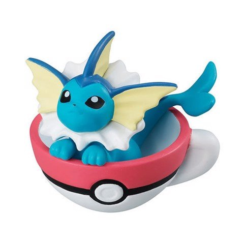 Pokemon Tea Cup Time Mascot 5 - Vaporeon