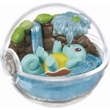 Pokemon Terrarium Collection 2 - Squirtle (Zenigame)