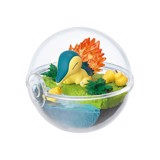 Figure Pokemon Terrarium Collection 3 - Cyndaquil (Hinoarashi)