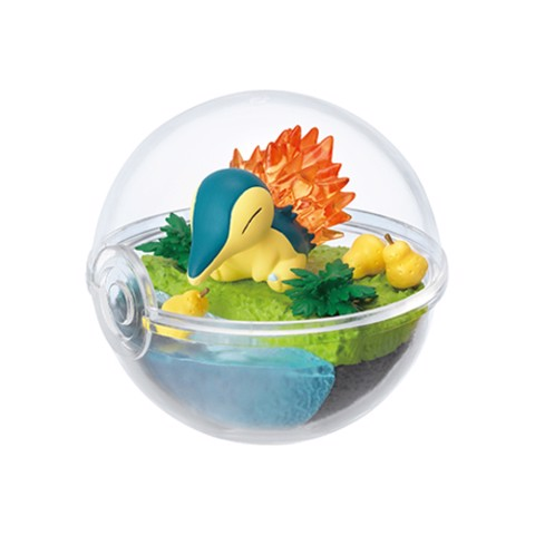 Pokemon Terrarium Collection 3 - Cyndaquil (Hinoarashi)