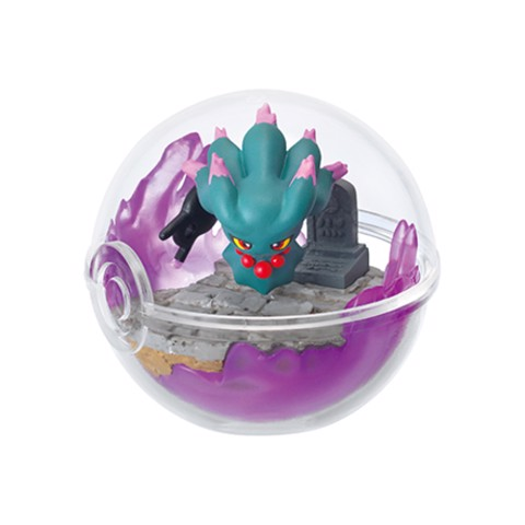 Pokemon Terrarium Collection 3 - Misdreavus (Muma)