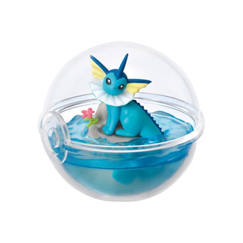 Pokemon Terrarium Collection 3 - Vaporeon (Showers)