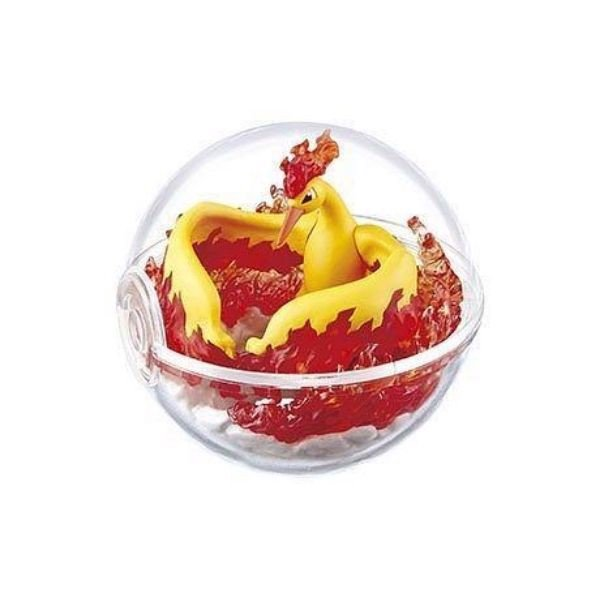 Pokemon Terrarium Collection 4 - Moltres (Fire)