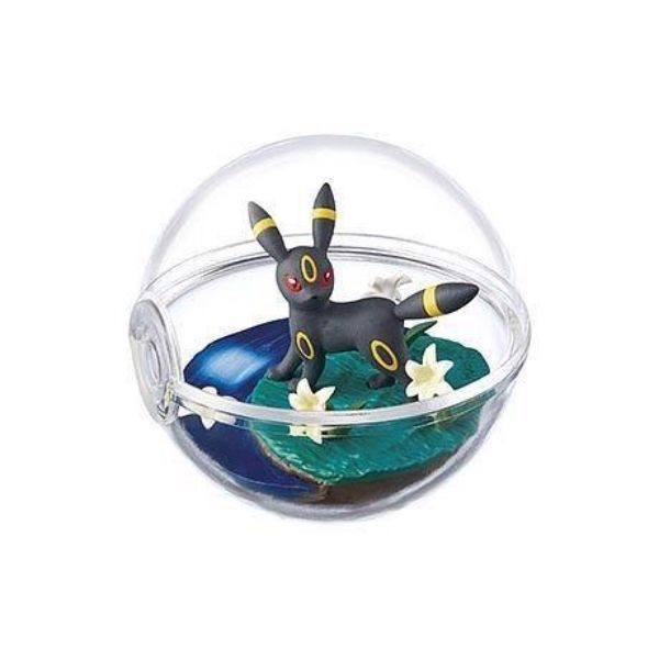 Pokemon Terrarium Collection 4 - Umbreon (Blacky)