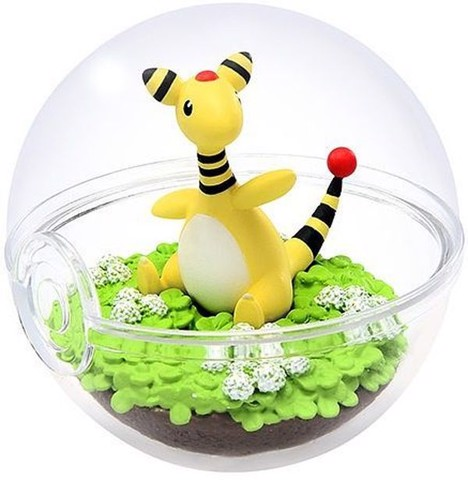 Pokemon Terrarium Collection 5 - Ampharos (Denryu)