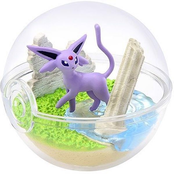 shop pokemon bán Pokemon Terrarium Collection 5 - Espeon (Eifie)