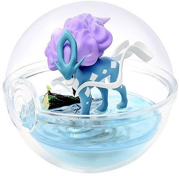 Pokemon Terrarium Collection 5 - Suicune