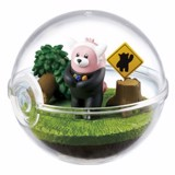 Pokemon Terrarium Collection EX Alola - Bewear (Kiteruguma)