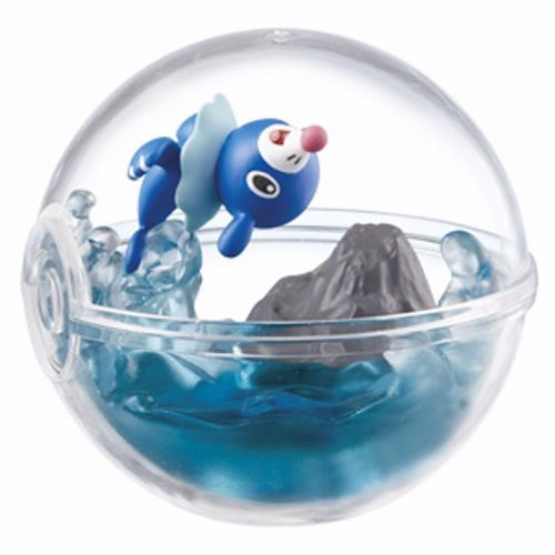 Pokemon Terrarium Collection EX Alola - Popplio (Ashimari)
