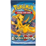 PP12 - EVOLUTIONS BOOSTER PACK (POKEMON TRADING CARD GAME - XY)