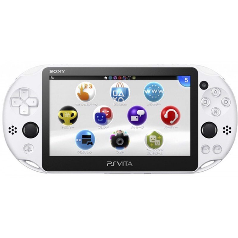 PS VITA - SLIM PCH 2000 GLACIER WHITE