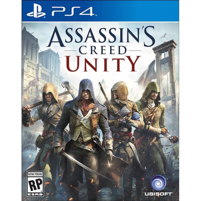PS4052 - ASSASSIN'S CREED UNITY