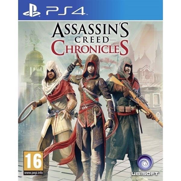 PS4184 - ASSASSIN'S CREED CHRONICLES