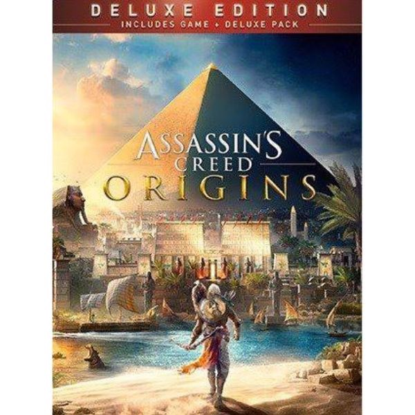 PS4229B - ASSASSIN'S CREED ORIGINS (DELUXE EDITION)