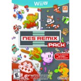 U055 - ULTIMATE NES REMIX WII U
