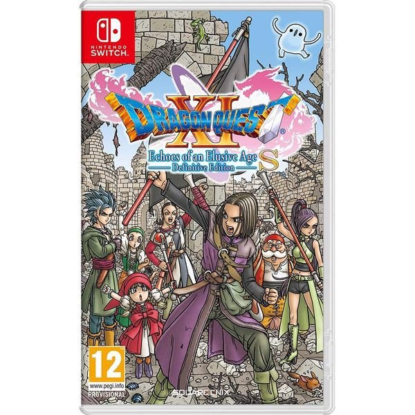 SW131 - Dragon Quest XI S: Echoes of an Elusive Age – Definitive Edition cho Nintendo Switch