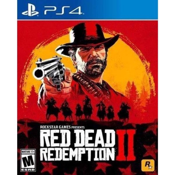 PS4307 - Red Dead Redemption 2 cho PS4 PS5