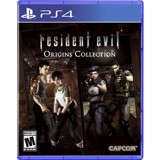 PS4140 - RESIDENT EVIL ORIGINS COLLECTION