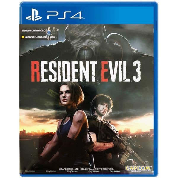 PS4360 - Resident Evil 3 cho PS4