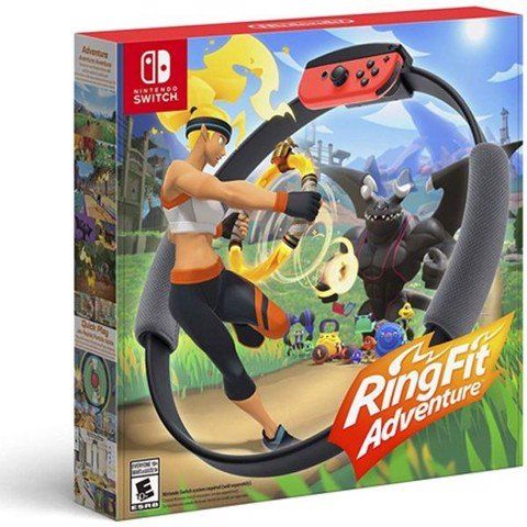 SW138 - Ring Fit Adventure cho Nintendo Switch