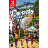 SW101 - RollerCoaster Tycoon Adventures cho Nintendo Switch