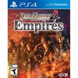 PS4128 - SAMURAI WARRIORS 4: EMPIRES