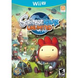 U035 - SCRIBBLENAUTS UNLIMITED