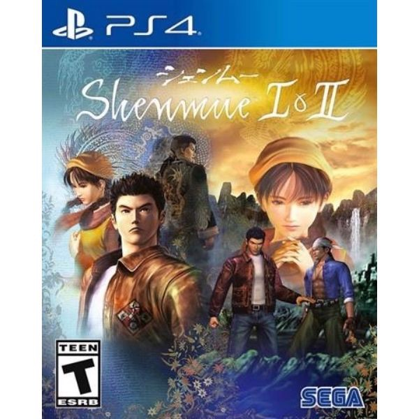 PS4288 - Shenmue I & II cho PS4 PS5