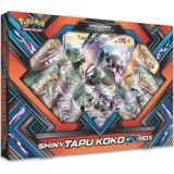 PB68 - SHINY TAPU KOKO-GX BOX (POKÉMON TRADING CARD GAME)