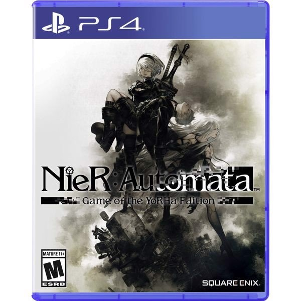 PS4185 - NieR: Automata (Game of the YoRHa Edition) của PS4