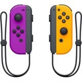 Joy-Con Controller Set (Neon Purple + Neon Orange) cho Nintendo Switch