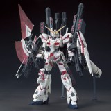 Full Armor Unicorn Gundam (Destroy Mode) (Red Color Ver.) (HGUC - 1/144)