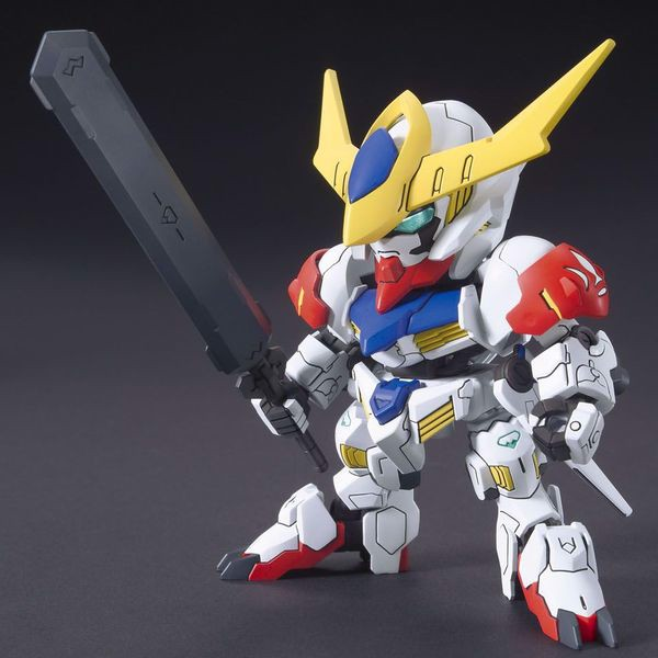 Gundam Barbatos Lupus DX (SD/BB)