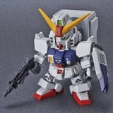 Gundam Ground Type (SD Gundam Cross Silhouette)