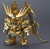 Unicorn Gundam 03 Phenex (Destroy Mode) Narrative Ver. (SD Gundam Cross Silhouette)