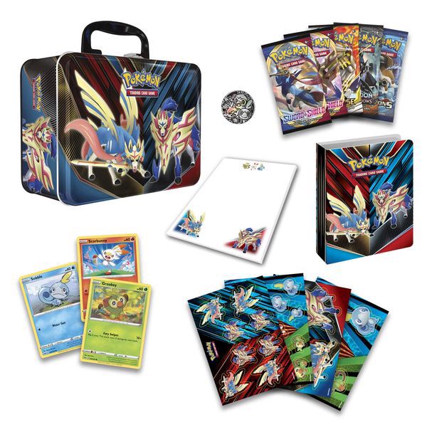 PT66 - Bài Pokemon TCG Collector Chest Sword & Shield