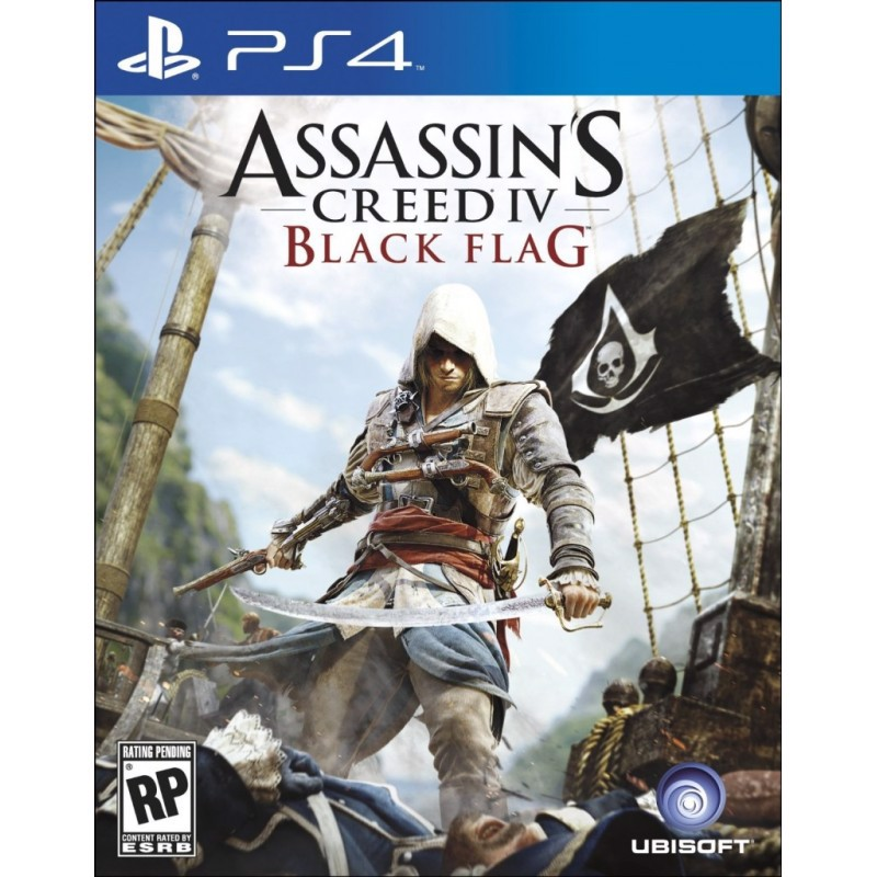 PS4005 - ASSASSIN'S CREED IV: BLACK FLAG