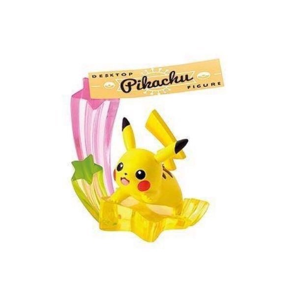 Pokemon Desktop Figure So Cute - Pikachu