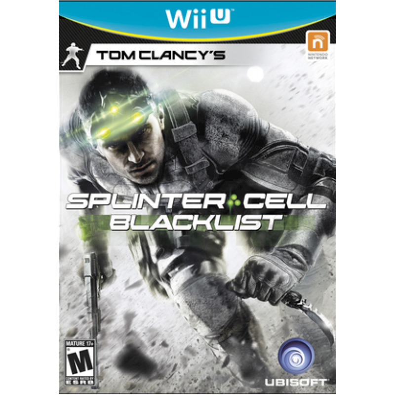 U020 - TOM CLANCY'S SPLINTER CELL: BLACKLIST