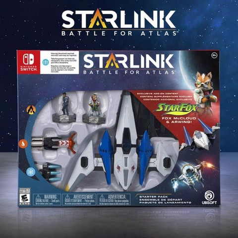 SW082 - Starlink: Battle For Atlas cho Nintendo Switch