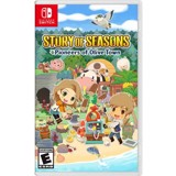 SW226A - Story of Seasons Pioneers of Olive Town cho Nintendo Switch