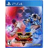 PS4355 - Street Fighter V Champion Edition cho PS4