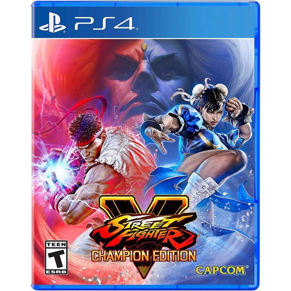 PS4355 - Street Fighter V Champion Edition cho PS4 PS5